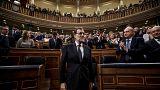 Moção de censura do PSOE debatida na quinta-feira