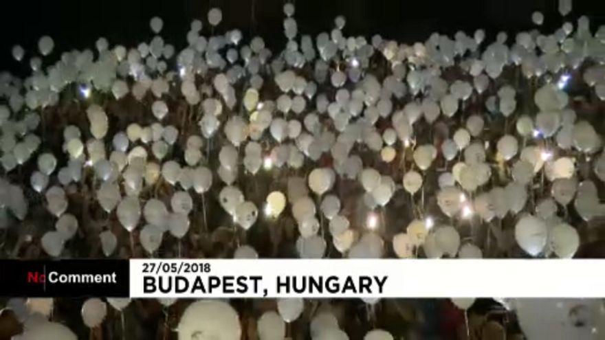Ezer lámpás éjszakája Budapesten