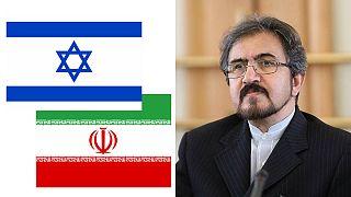 بهرام قاسمی: ایران با اسرائیل مذاکره نکرده است