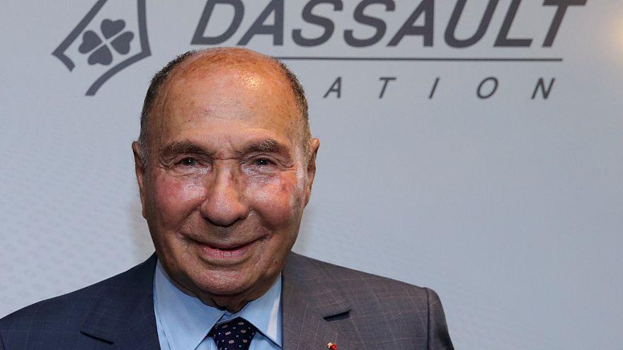 Morreu milionário francês Serge Dassault