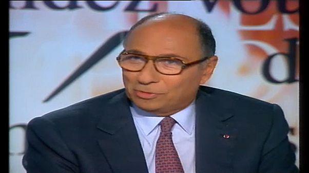 Elhunyt Serge Dassault
