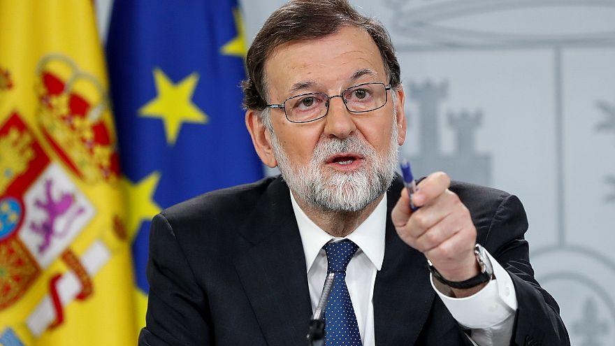 Misstrauensvotum gegen Rajoy noch diese Woche