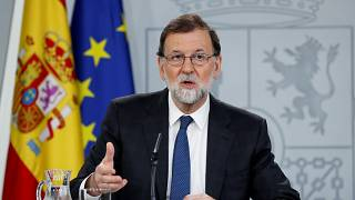 The future of Spain's Prime Minister Mariano Rajoy hangs in the balance.