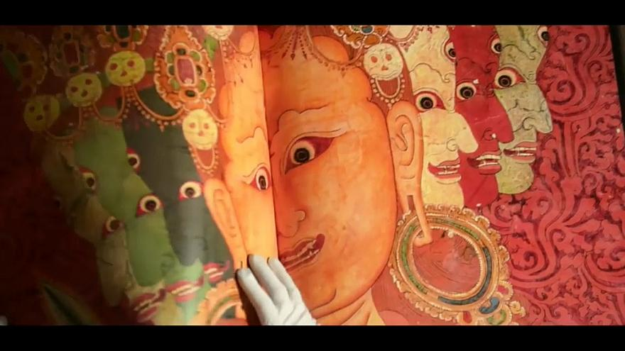 Murals of Tibet - tibetische Meisterwerke aus 1000 Jahren
