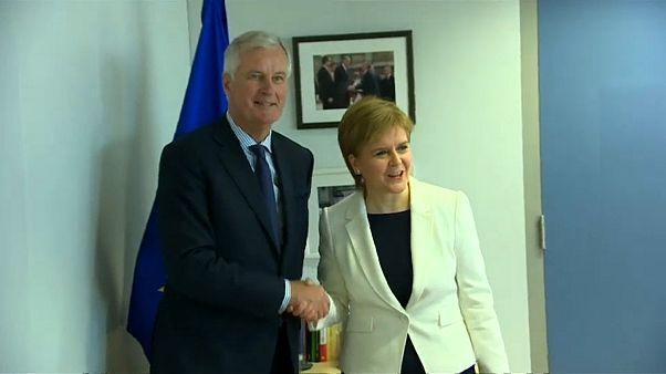 Шотландия не откажется от фунта стерлингов