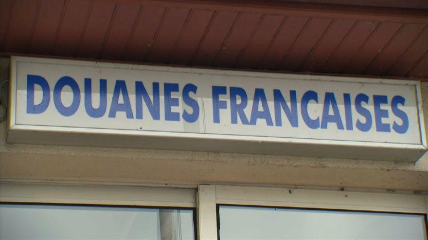 Trafic d'ordures suisses en France