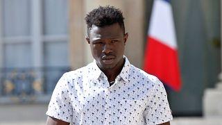 Mamoudou Gassama, el ángel de la guarda será francés