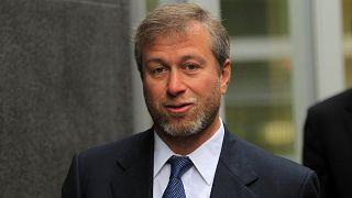 Chelsea football club owner Roman Abramovich