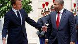 """João Lourenço quer Angola mais """"francesa"""""""