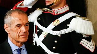 İtalya yeni başbakanı hakkında kararsız