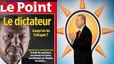 Λογοκρισία Ερντογάν και στην Γαλλία – Σάλος από την αφαίρεση αφισών του «δικτάτορα»