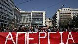 Παραλύει η Ελλάδα την Τετάρτη – Ποιοι απεργούν