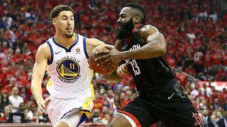 """""""Воины"""" вышли в финал плэй-офф НБА"""