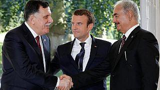 محادثات في فرنسا على أمل كسر الجمود السياسي بليبيا
