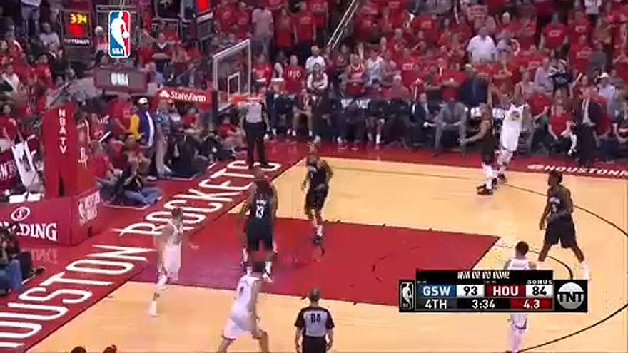 NBA: a címvédő GSW újra döntős