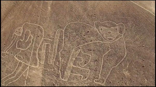 Új Nazca-vonalakat fedeztek fel régészek Peruban