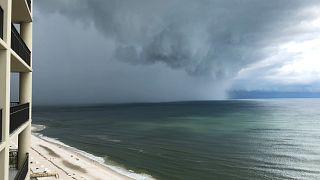 Αλμπέρτο, η πρώτη τροπική καταιγίδα της σεζόν