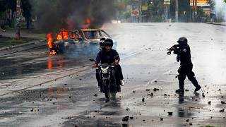 Nicaragua kommt nicht zur Ruhe