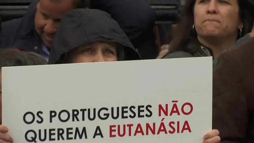 Euthanasia is a passionate subject in Portugal