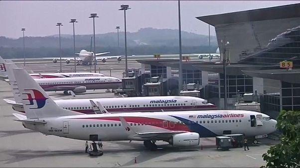نهاية مساعي العثور على طائرة البوينغ الماليزية المفقودة