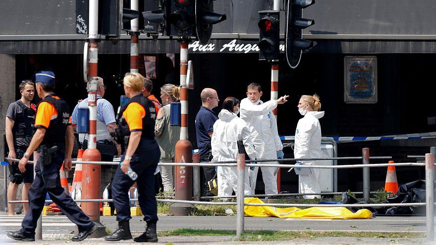 Abatido el autor del tiroteo de Lieja, un acto de terrorismo según la Fiscalía