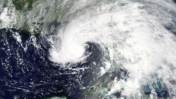 Alberto Fırtınası ABD'nin iç kısımlarına doğru ilerliyor
