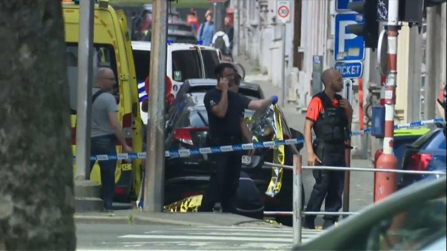 Belçika'da terör saldırısı: 3 ölü