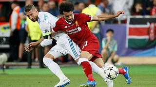 """Tweet virale: il fallo di Ramos su Salah """"proibito"""" nel judo ma ok per vincere la Champions"""