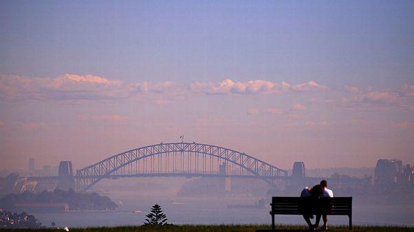 Veszélyes ködbe borult Sydney