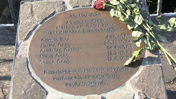 Se cumplen 25 años del ataque de Solingen