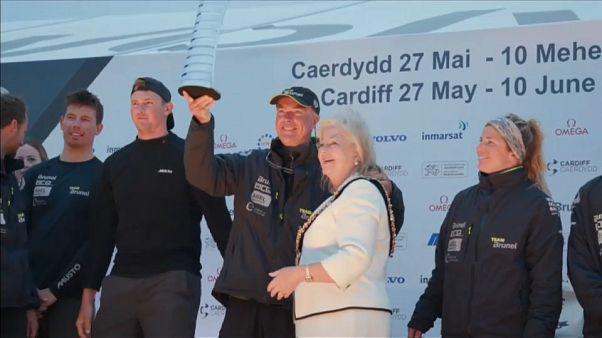 Escale à Cardiff pour la Volvo Ocean Race