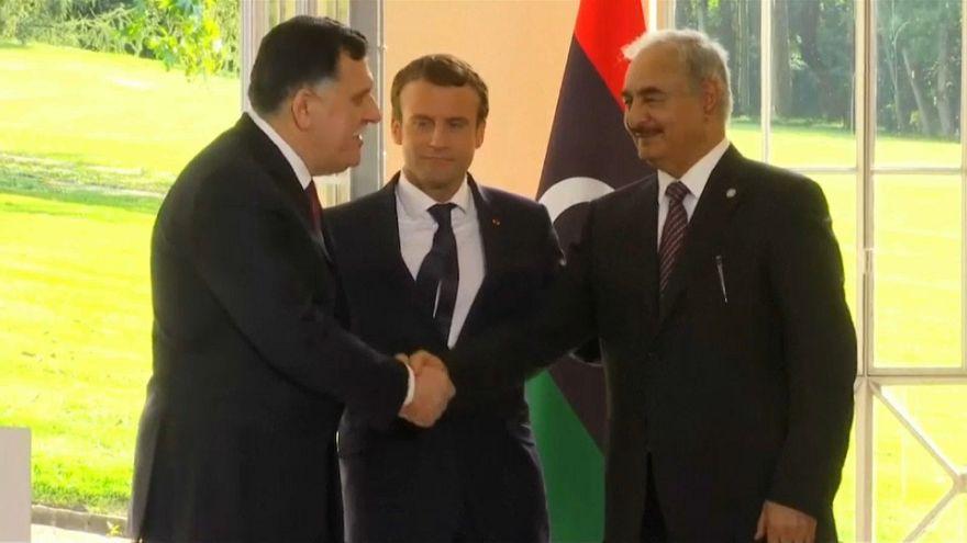 Libia: elezioni il 10 dicembre, accordo a Parigi