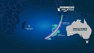 MH370: Поиски пропавшего Боинга завершены