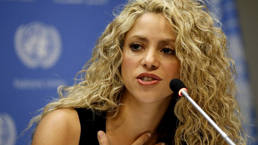 Shakira'nın İsrail'de konser vereceği iddiası yalanlandı
