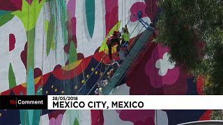 نجات نقاشان در مکزیک