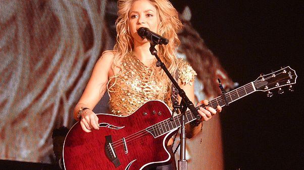 Shakira aplaza su concierto en Israel y la campaña palestina de boicot la felicita