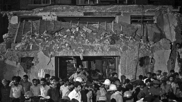 دادگاهی در هلند هویت محمدرضا کلاهی متهم انفجار ۷ تیر را تایید کرد