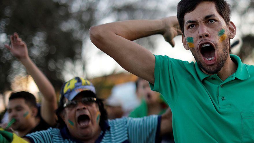 Brasiliens LKW-Fahrer sorgen weiter für Stillstand