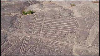 Découverte de géoglyphes au Pérou