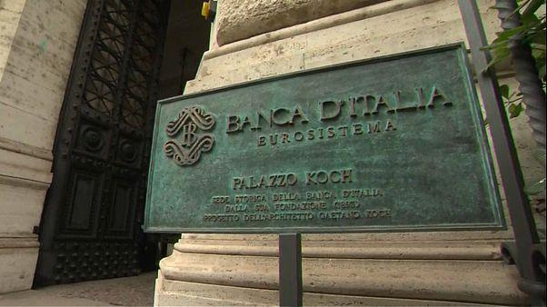 Italiens Notenbankchef wirbt um Vertrauen