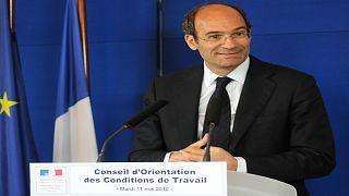 اتهام وزير العمل الفرنسي السابق إيريك فورت في قضية التمويل الليبي لحملة ساركوزي