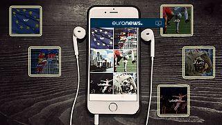 دسترسی آسان به اخبار روز جهان با اپلیکیشن یورونیوز