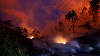 Χαβάη:Νέο ρήγμα από το Κιλαουέα