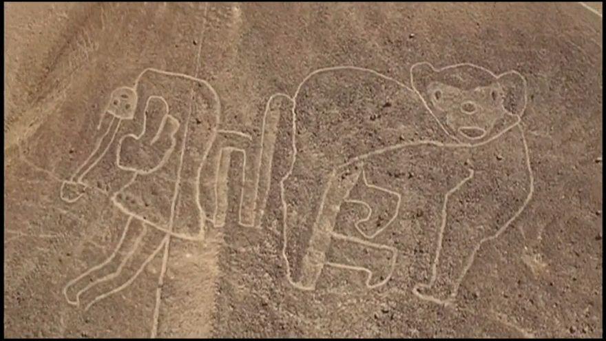 Neue Geoglyphen nahe Nazca entdeckt