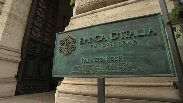 A politikai után pénzügyi gondok Olaszországban