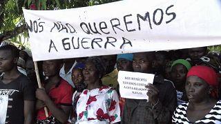Massacre no norte de Moçambique