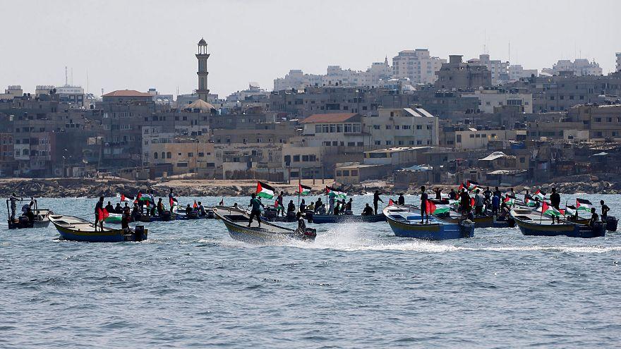 Gaza Freedom Flotilla attempted to escape the blockade