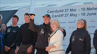 قایقرانی؛ مرحله نهم «ولوو اوشن ریس» با برتری قایق هلندی «تیم برونل» به پایان رسید