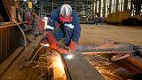 Guerre de l'acier : l'OCDE s'inquiète