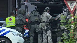 Terroranschlag: Dramatische Szenen in Lüttich